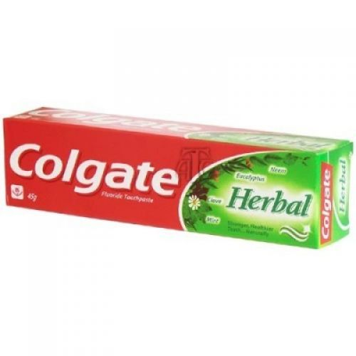 Colgate Herbal Advanced Fluoride Toothpaste (200g) - Oral ...