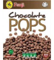 Fauji Chocolate Pops 250gms