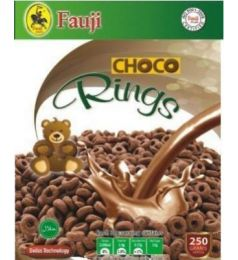 Fauji Chocolate Rings 250gms