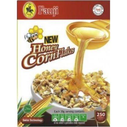 Fauji Honey Corn Flakes 250gms