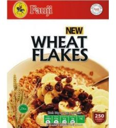 Fauji Wheat Flakes 250gms