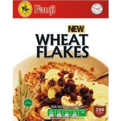 Fauji Wheat Flakes 250gms