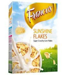 Francos Sunshine Flakes 500gms