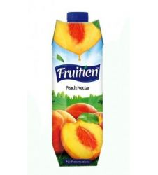 Fruitien Peach Nectar (1000ml)