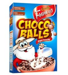 Grandpa Francos Choco Balls 250gms