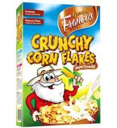 Grandpa Francos Crunchy Corn Flakes 375gms