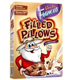 Grandpa Francos Filled Pillows Cream 500gms