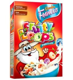 Grandpa Francos Fruity Loops 250gms