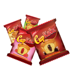Hilal CupKake Chocolate 25gms