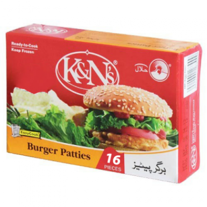 K&Ns Burger Patties Economy Pack
