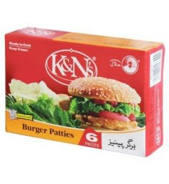 K&Ns  Burger Patties