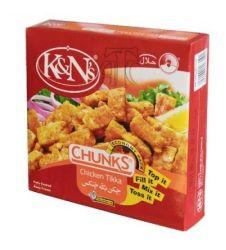 K&Ns Chicken Tikka Chunks Economy Pack