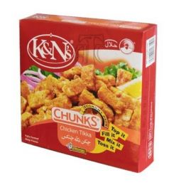 K&Ns Chicken Tikka Chunks Economy Pack