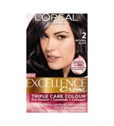 Loreal Excellence Creme 2 Natural Black