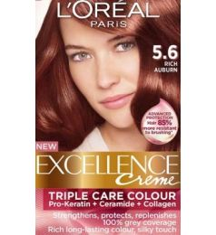 Loreal Excellence Creme 5.6 Rich Anburn