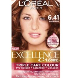 Loreal Excellence Creme 6.41 Hazelnut