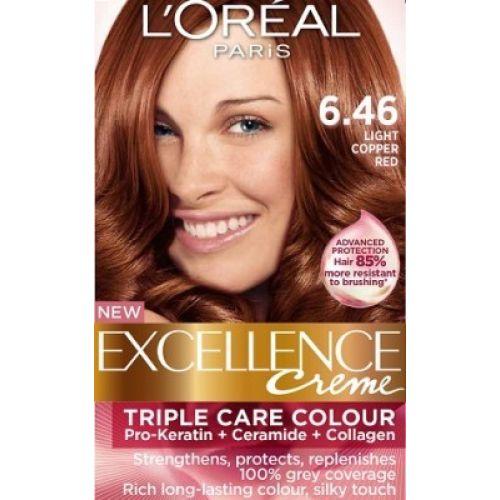 loreal casting hair dye