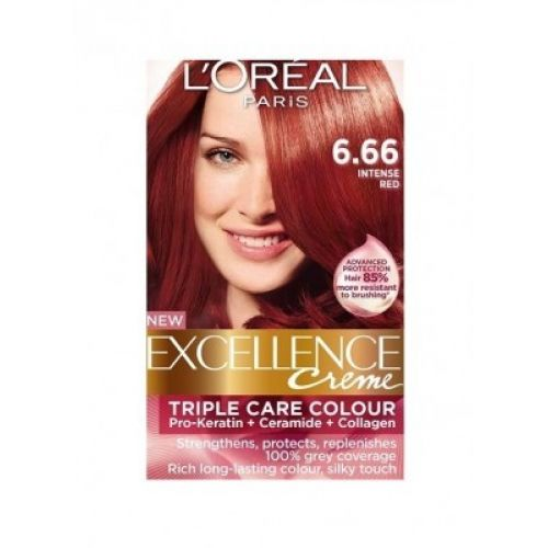 Loreal Excellence Creme 6 66 Intense Red