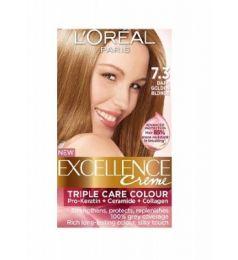 Loreal Excellence Creme 7.3 Dark Golden Blonde