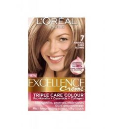 Loreal Excellence Creme 7 Natural Dark Blonde
