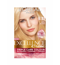 Loreal Excellence Creme 9.31 Light Beige Blonde