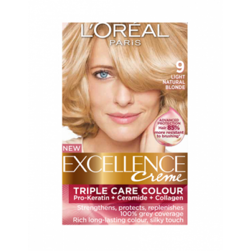 Excellence Light Natural Blonde