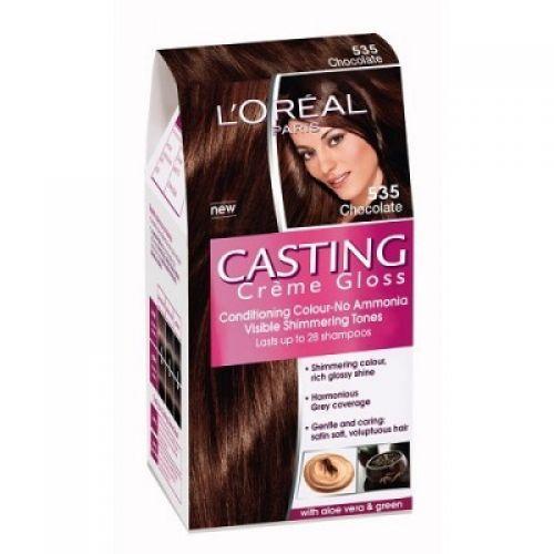 Loreal Paris Casting Creme Gloss 535 Chocolate Hair
