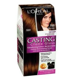 Loreal Paris Casting Creme Gloss 700 Dark Blonde
