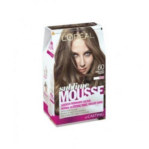 Loreal Paris Sublime Mousse 400 Pure Dark Brown
