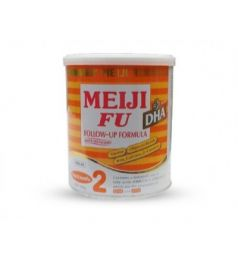 Meiji FU 2 +DHA follow-up formula (400Gms)