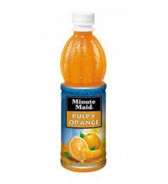 Minute Maid Pulpy Orange (1.25lt)