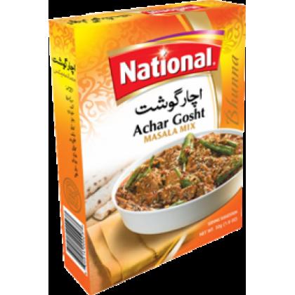 National Achar Gosht Masala Mix