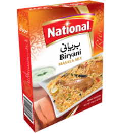National Biryani Masala Mix