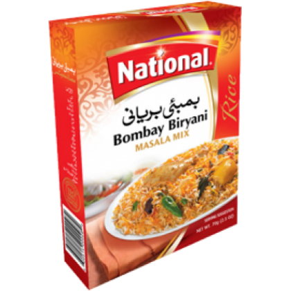 National Bombay Biryani Masala Mix (Sachet)