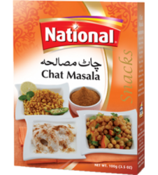 National Chaat Masala Mix (50gm)