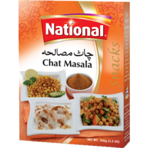 Home> FOOD ITEMS> Spices > National Chaat Masala Mix (50gm)>