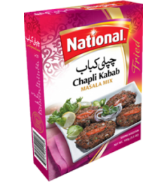 National Chapli Kabab Masala Mix (50gm)