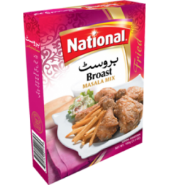 National Chicken Broast Masala Mix (50gm)