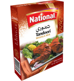 National Chicken Tandoori Masala Mix (50gms)