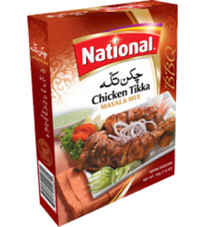 National Chicken Tikka Masala Mix (Sachet)