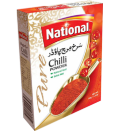 National Chilli Powder (50gms)