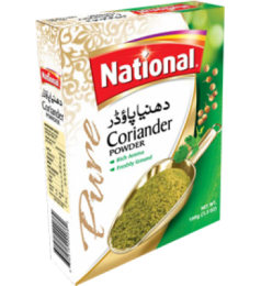 National Coriander Powder (100gms)