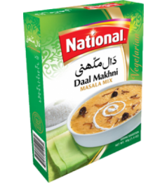 National Daal Maknni Masala Mix (50gms)