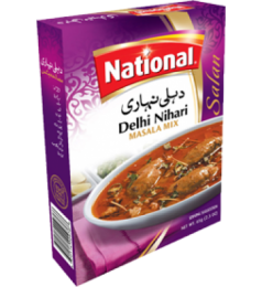 National Dehli Nihari Masala Mix (65gms)