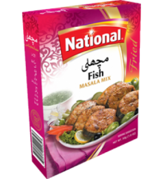 National Fish Masala Mix (Sachet)