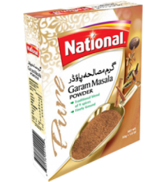 National Garam Masala Powder (50gms)