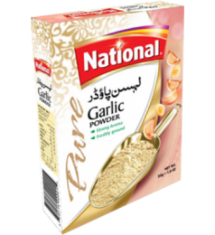 National Garlic Powder (50gms)