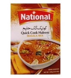 National Haleem Masala Quick Cook Mix (345gm)