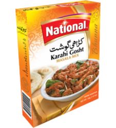 National Karahi Gosht Masala Mix (sachet)