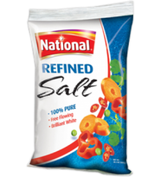 National Refined Salt (400gms)